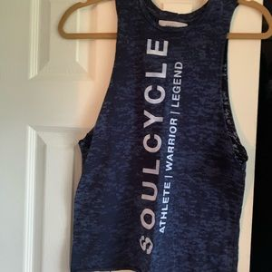 soulcycle Tops - Soulcycle top